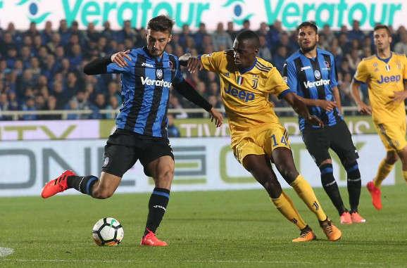 Atalanta trải qua 23 trận liên tiếp không thể thắng Juventus