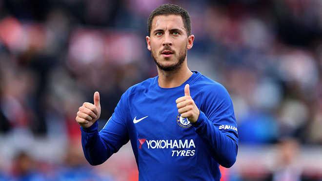 Hazard sẽ là người của Real sau mùa giải này. Arsenal có lợi thế trong cuộc đua giành chữ ký của Doucoure