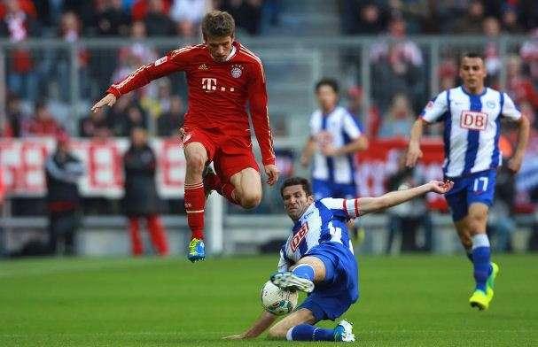 Bayern Munich hướng đến trận thắng thứ 15 liên tiếp
