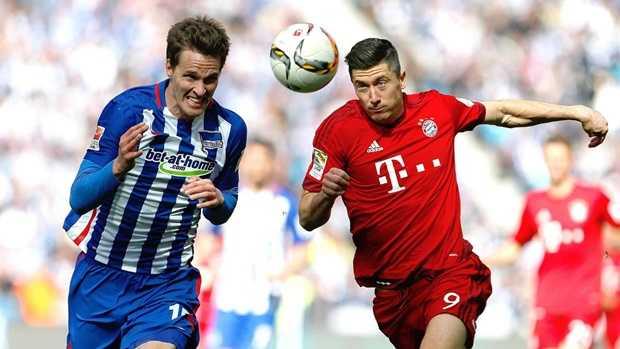 Nhận định Bayern Munich vs Hertha Berlin, 21h30 ngày 24/2: Ngày Jupp Heynckes tạo nên lịch sử