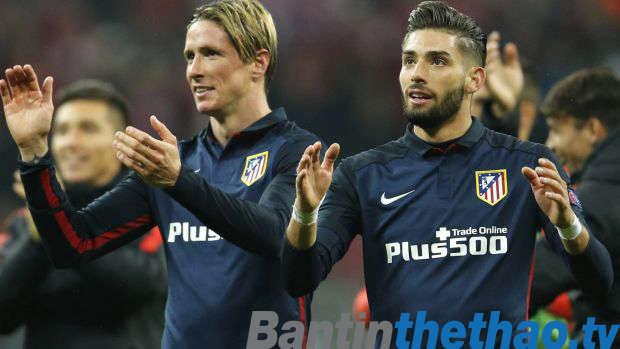 Torres vs Carrasco đang trên đường đến Trung Quốc