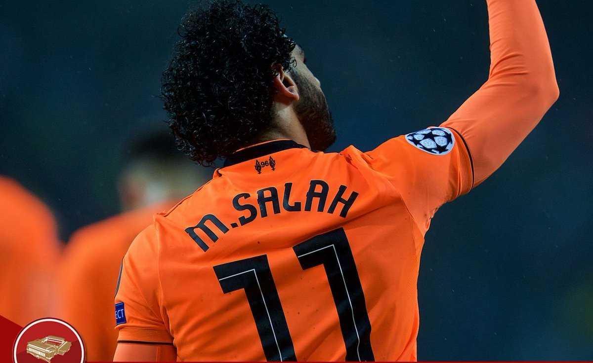 Mohamed Salah cán mốc 30 bàn: Trong hình bóng của Lionel Messi