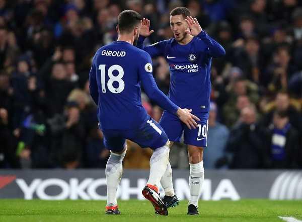 Giroud lập công, Chelsea tiến vào tứ kết FA Cup