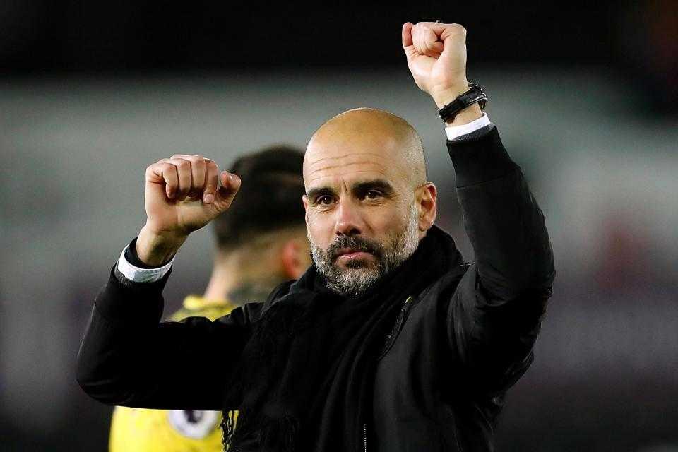 """Pep Guardiola ký hợp đồng """"siêu khủng"""" với Man City"""