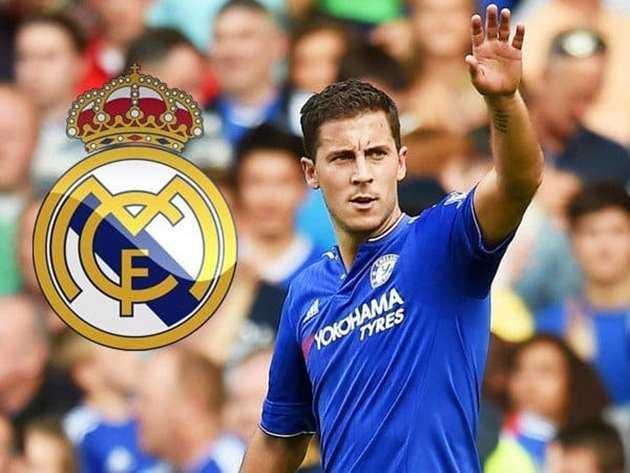 Real Madrid sẽ tước áo số 10 của Benzema để trao cho Hazard?