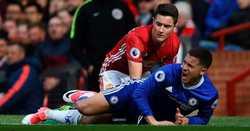 MU vs Chelsea: Mourinho tuyên bố dậy sóng, Hazard lo
