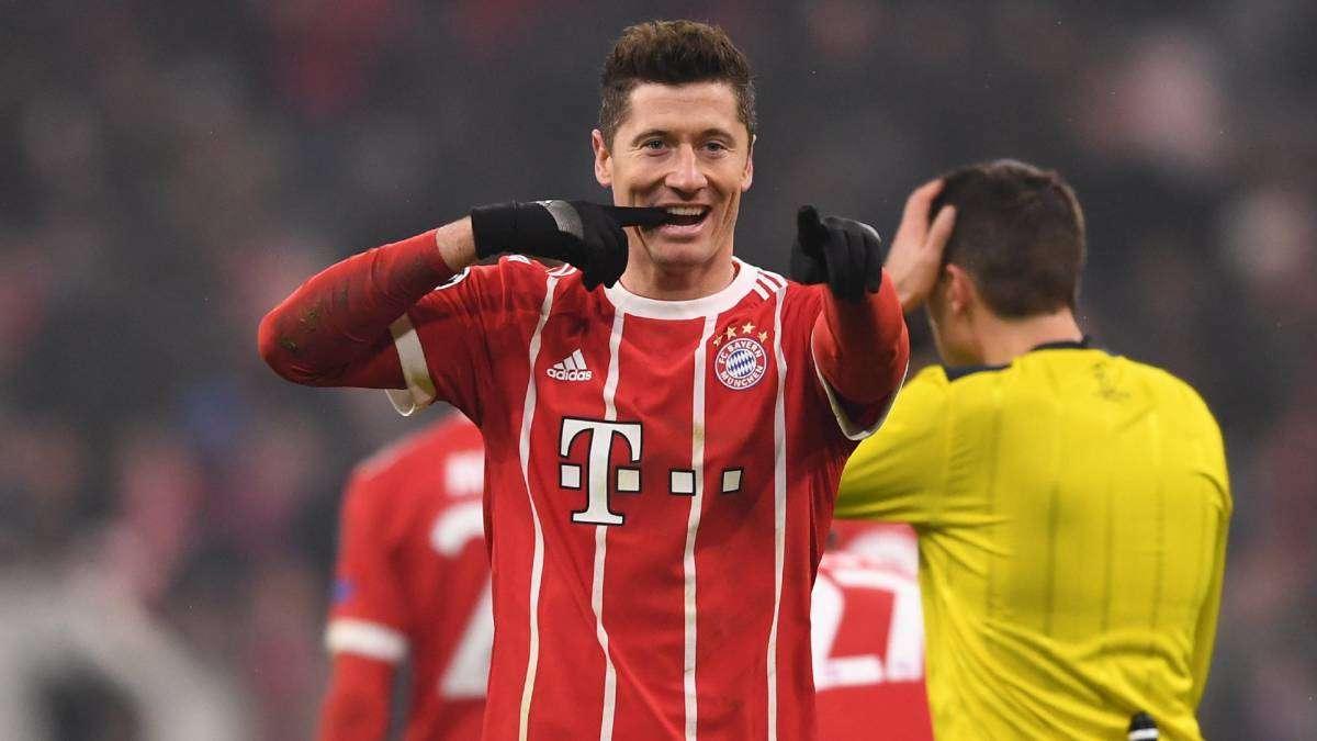 Lewandowski quyết định rời Bayern Munich