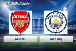 Link xem trực tiếp, link sopcast Arsenal vs Man City đêm nay 2/3/2018 Ngoại Hạng Anh