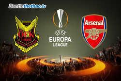 Link xem trực tiếp, link sopcast Arsenal vs Ostersunds đêm nay 23/2/2018 Cúp C2 Europa League
