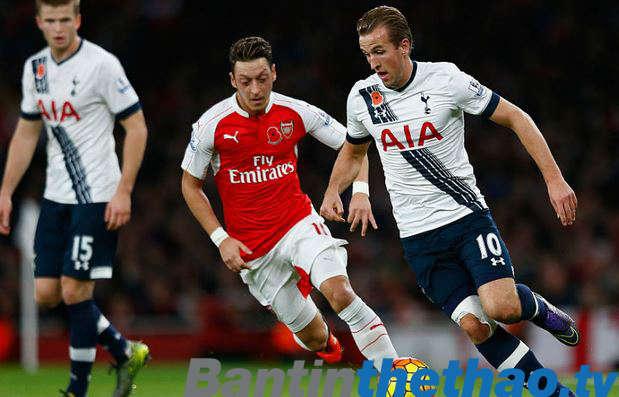 Arsenal vs Tottenham tối nay 10/2/2018 Ngoại Hạng Anh