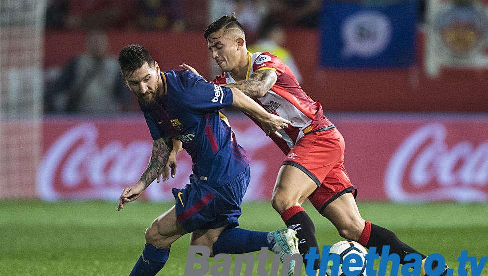 Barca vs Girona đêm nay 25/2/2018 La Liga