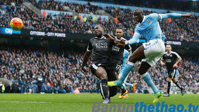 Man City vs Leicester City tối nay 11/2/2018 Ngoại Hạng Anh