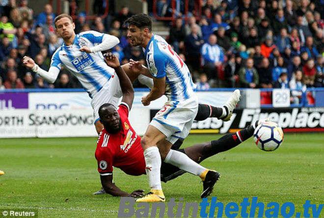 MU vs Huddersfield tối nay 3/2/2018 Ngoại Hạng Anh