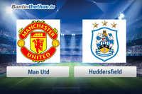 Link xem trực tiếp, link sopcast MU vs Huddersfield tối nay 18/2/2018 FA Cup