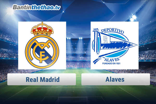 Link xem trực tiếp, link sopcast Real vs Alaves tối nay 24/2/2018 La Liga