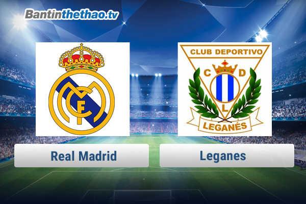 Link xem trực tiếp, link sopcast Real vs Leganes tối nay 22/2/2018 La Liga
