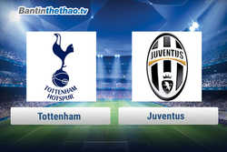 Link xem trực tiếp, link sopcast Tottenham vs Juventus đêm nay 14/2/2018 Cúp C1
