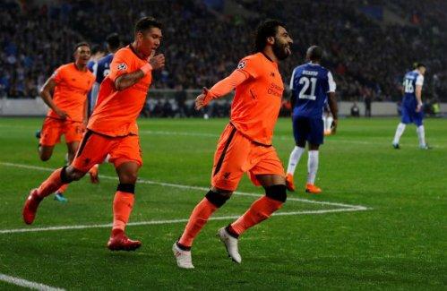 Liverpool dễ dàng hủy diệt Porto nhờ hàng công bùng nổ. .