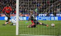 Lukaku tỏa sáng, đưa Man Utd vào tứ kết Cup FA