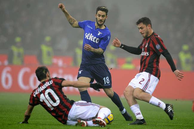 AC Milan bị Lazio cầm hòa 0-0 tại San Siro ở lượt đi