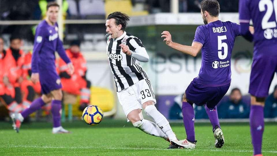 Juventus vừa đánh bại Fiorentina