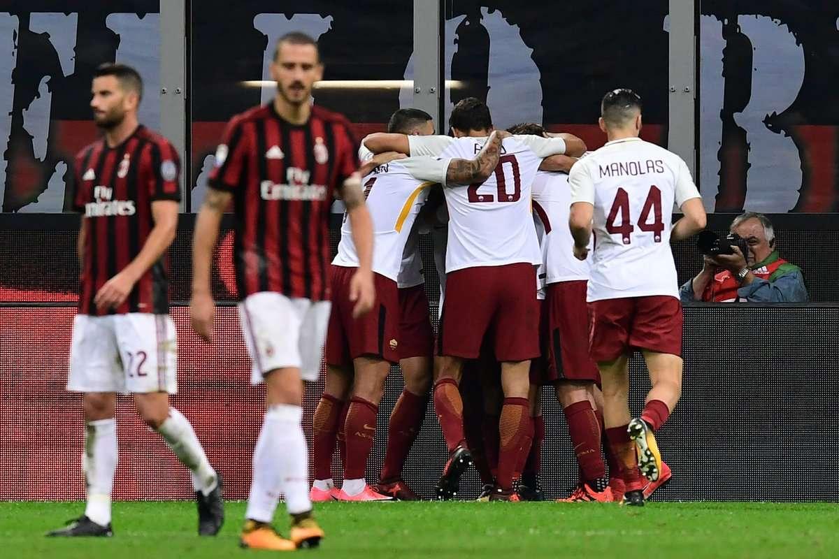 Milan đã trưởng thành hơn nhiều so với trận thua Roma ở lượt đi