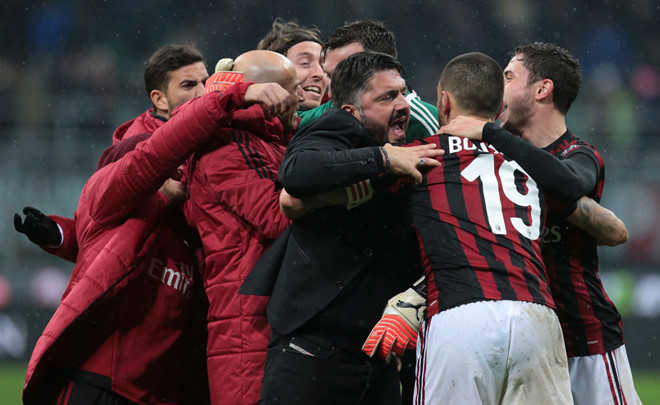 Nhận định bóng đá Roma vs AC Milan, 02h45 ngày 26/2: Với Gattuso, Rossoneri đã khác