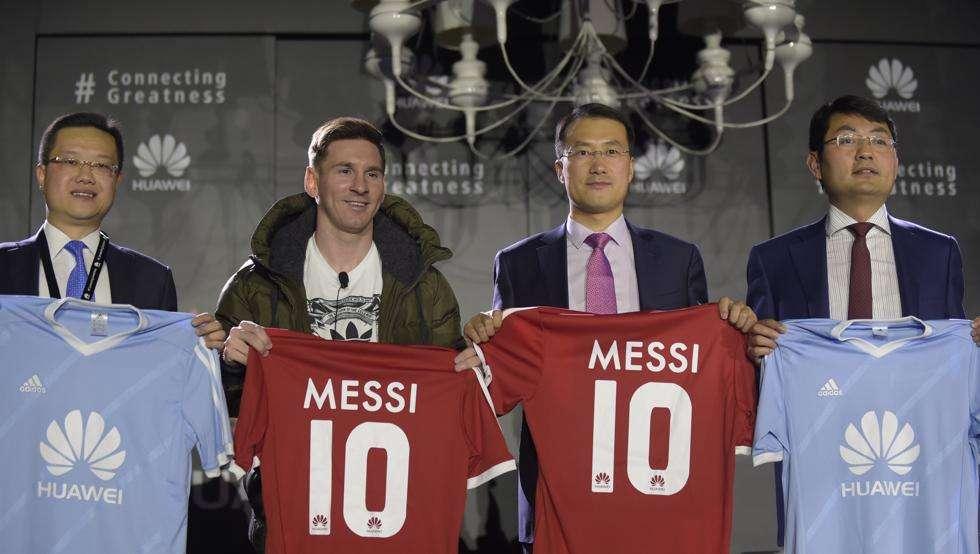 Messi nhận nửa tỷ euro nếu đồng ý sang Trung Quốc