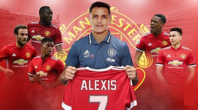 Sanchez đang khiến Mourinho khó xử với trường hợp Martial