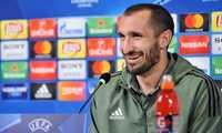 Chiellini: 'Harry Kane ở cùng đẳng cấp với Messi và Ronaldo'
