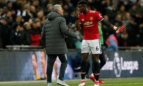 HLV Mourinho thay Pogba vì muốn đơn giản hóa lối chơi