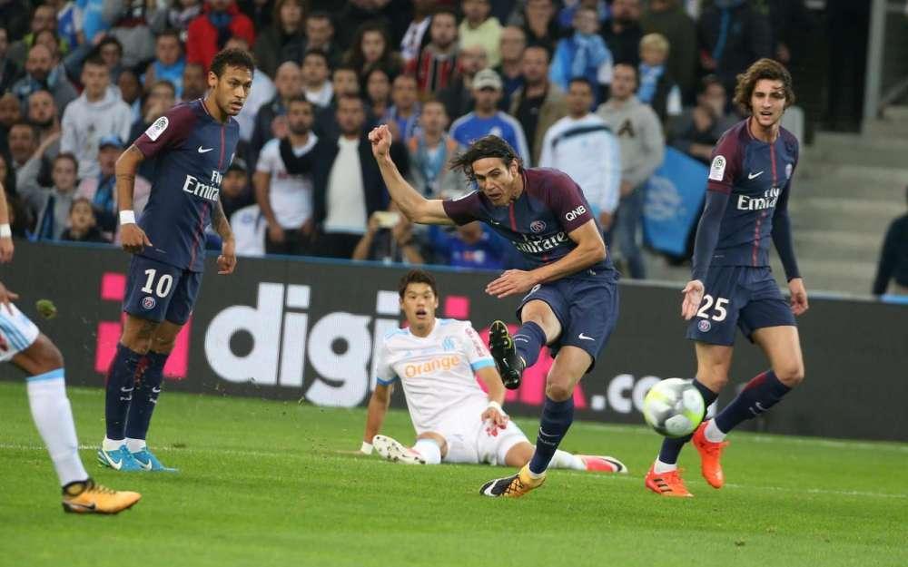 PSG gặp Marseille hứa hẹn sẽ là màn so tài của 2 hàng công