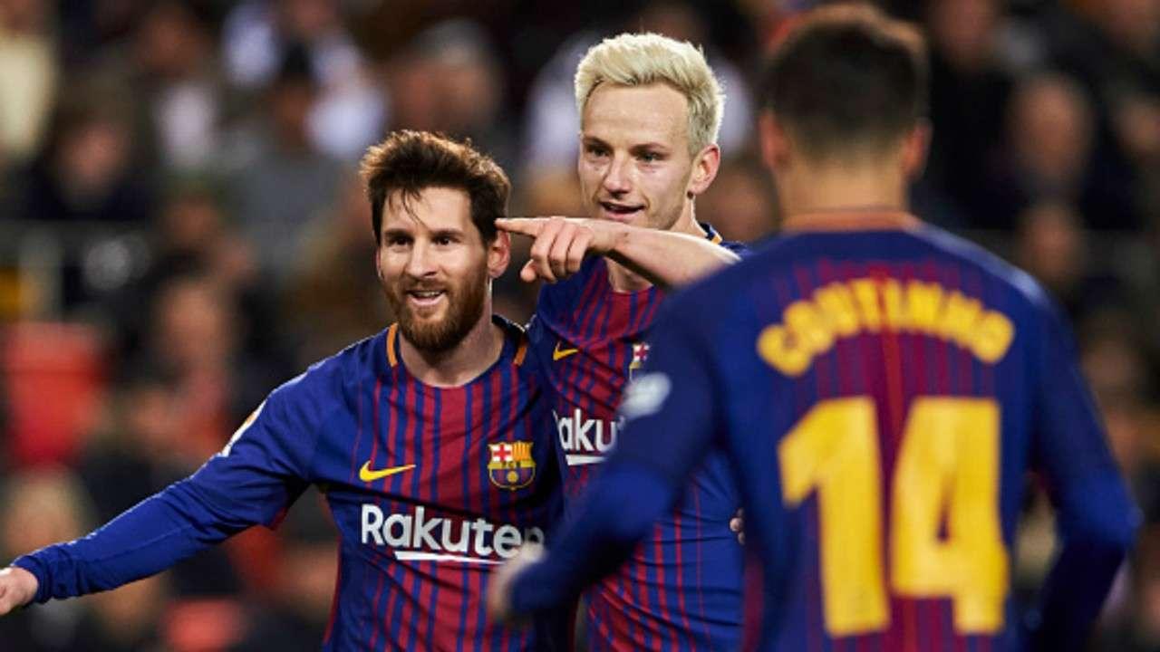 Rất khó tin nếu như Barca không vô địch La Liga năm nay