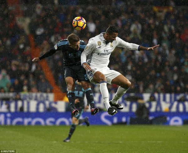 Real Madrid vẫn phải nỗ lực tìm lại hình ảnh của mình và giữ chắc top 4