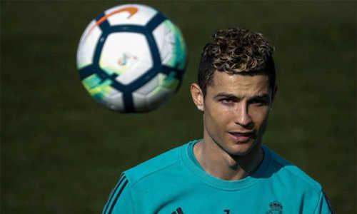 Real rút Ronaldo khỏi danh sách thi đấu trận đá bù tại La Liga