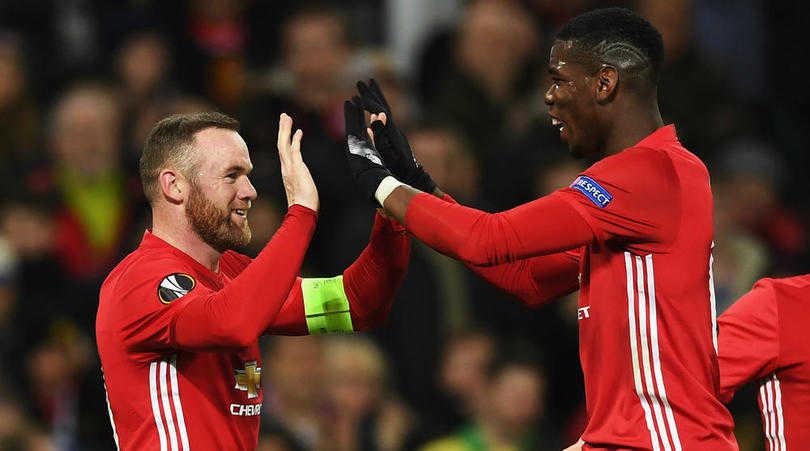 Rooney hiến kế giúp Mourinho tận dụng 'triệt để' Pogba