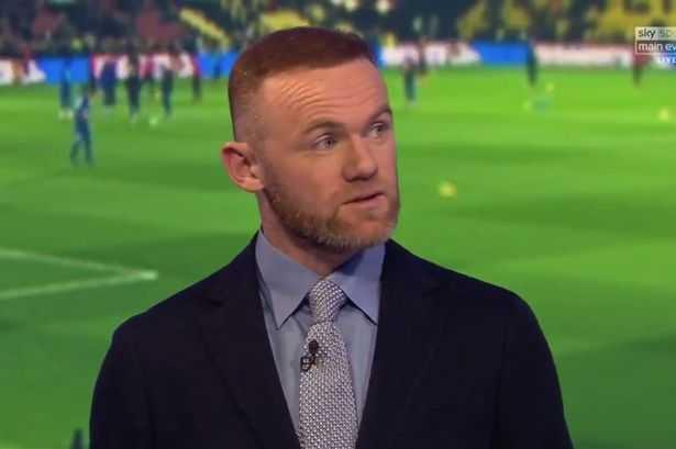 Rooney khiến huyền thoại Liverpool 'bẽ mặt' khi được hỏi về MU