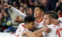 Sevilla giành vé đầu tiên chơi chung kết Cup Nhà vua