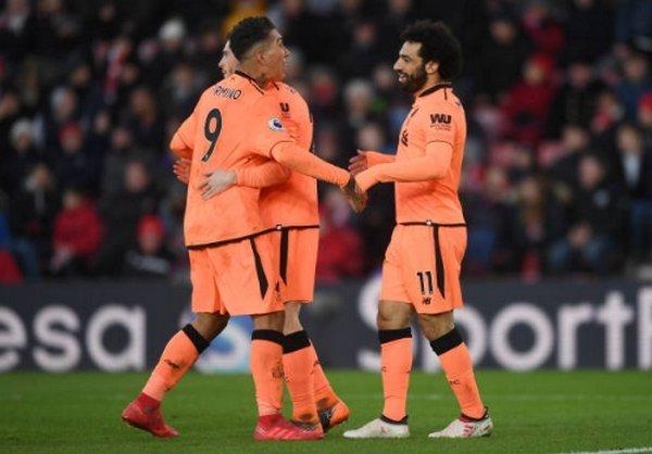 Một ngày thăng hoa của Firmino và Salah.