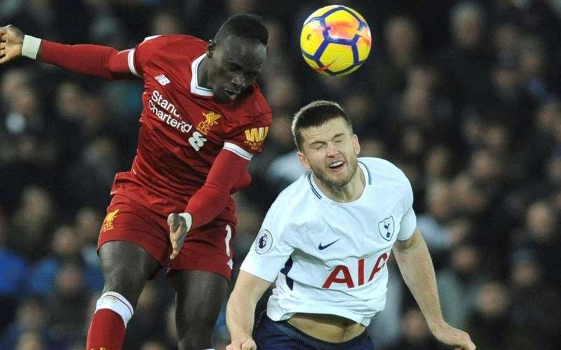 Liverpool vừa bị Tottenham cầm hòa