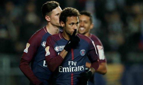 Neymar đang được Real săn đón quyết liệt.