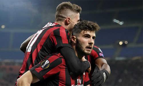 Milan, Lazio phất cao ngọn cờ Serie A ở Europa League