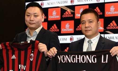 Ông chủ AC Milan bác bỏ tin bị phá sản