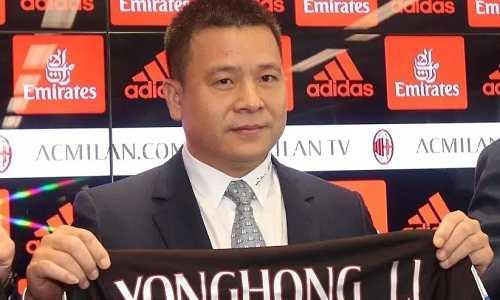Ông chủ Trung Quốc phá sản, Milan có nguy cơ bị rao bán