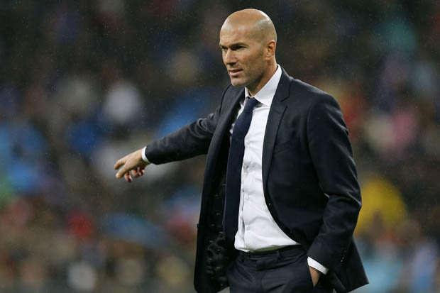 Zidane cần phải mạnh dạn đưa ra những thay đổi