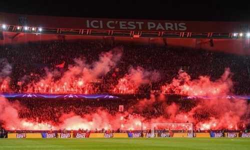 PSG bị phạt sau khi để CĐV đốt pháo sáng và gây rối trong trận đấu với Real