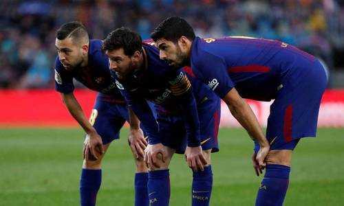 Sẽ thật điên rồ nếu như Barca không vô địch La Liga năm nay