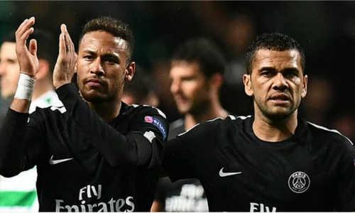 Dani Alves: 'PSG sẽ không khóc vì Neymar'