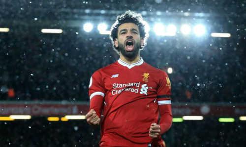 Salah sắp phá kỷ lục của Ronaldo và Suarez