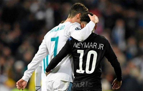 Real muốn Neymar đến sân Bernabeu để kế tục Ronaldo.
